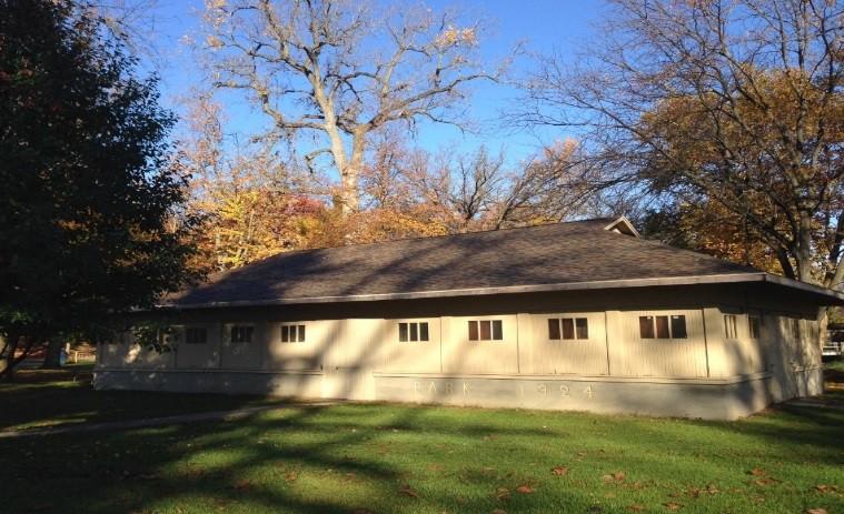 Swanton Memorial Park Pavilion